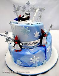 winter wonderland penguin cake celebration cakes