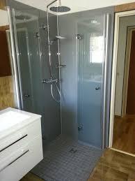 badezimmer mit dusche gerd nolte heizung sanitär freundliches bad mit terrakotta und
