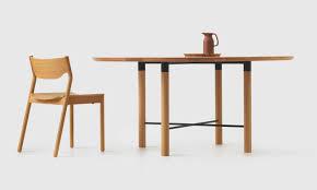 james and james tables underline table round simon james design