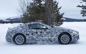 frs toyota 2018 2018 2019 toyota supra prototype reveals production intent design