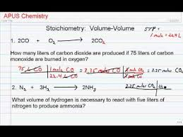 stoichiometry worksheet background image of page 1 stoichiometry