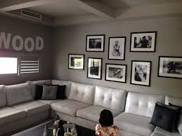 dark grey theatre room walls for the home pinterest room
