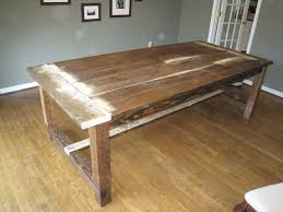 Make Dining Room Table Diy Harvest Table That Alex Is Going To Make Me Home Pinterest