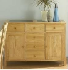 atlantis large sideboard oak furniture solutions