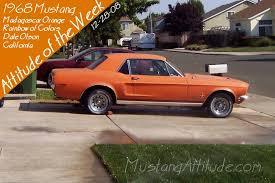 1969 mustang orange madagascar orange 1969 mustang paint cross reference