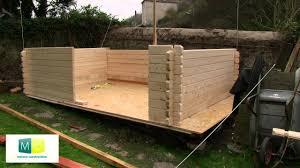 Construire Jardin D Hiver Construire Un Abri De Jardin En Bois Soi Meme Giynet Com