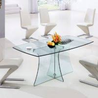 furniture gorgeous uncut wood round dining table base for glass