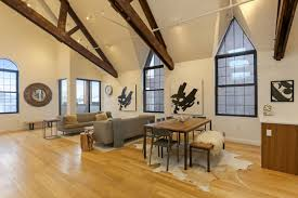 kim velsey observer sacred space a church conversion condo with a park view mccarren park that is