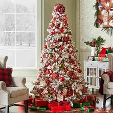 jaclyn smith christmas tree christmas lights decoration