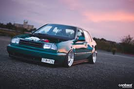 stanced volkswagen jetta a twilight sky is needed plus an asphalt substance easy to drop