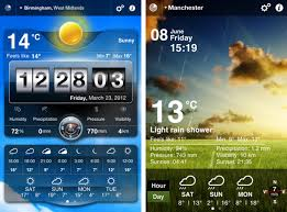 weather live apk the 10 best weather apps for your iphone iphone appstorm