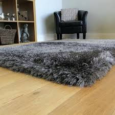 curly dark gray shag rug pier 1 imports 3042110 furniture stores