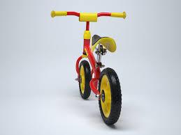 the new and speedy 3d childrens bike kettler speedy 3d cgtrader