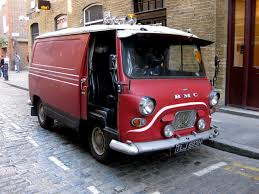 cool old cars cool old bmc van make cars like this again please thanks