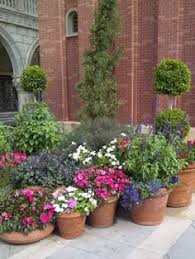 6 patio pots designs garden pots landscaping design and tuscan