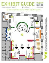 Floor Plan Images by Exhibit Floor Plan Museum Of American Finance