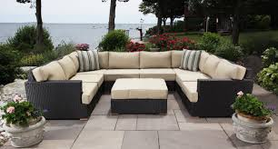 Patio Furniture Sectional Seating - outdoor sectional sofa furniture u0026 patio furniture sectional