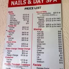 luxury nails u0026 day spa nail salons 3636 ramsey st