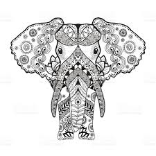totem pole clipart elephant pencil and in color totem pole