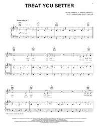 wedding dress chords piano treat you better sheet direct