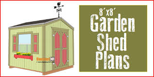 Free Backyard Shed Plans How To Build A Shed Free Shed Plans Build It Yourself