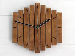 Wall Clocks Canada Home Decor by Wooden Clock Wall Clock Wood Wall Clock Modern Wall Clock