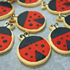 ladybug cookies ladybug