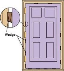 Hanging Prehung Door Interior Installing Interior Doors