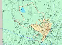 Louisiana Tech Map by St Tammany Parish Board