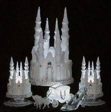 cinderella wedding cake topper wedding cake wednesday cinderella castle topper disney weddings