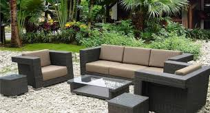 Modern Wicker Patio Furniture Furniture Patio Sectional Clearance Cube Garden Furniture Wicker