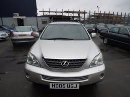 used lexus suv anchorage used lexus rx 400h suv 3 3 se cvt 5dr in new malden surrey said