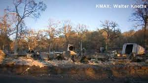 Wildfire Winters California by Family Loses Home In California Wildfire Ktxs