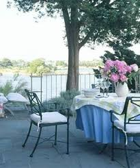 Iron Table And Chairs Patio Outdoor Patio Furniture Real Simple