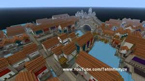 Venice Map Minecraft Venice U0026 Map Download Water Shader Mod Youtube