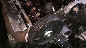 how to change timing belt vw passat b5 adr 1 8 92kw volkswagen