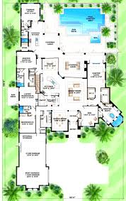 mediterranean house plans with photos luxury modern floor within