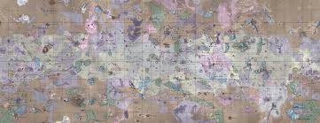 Wall Maps Of The World by A Geologic Map Of Io One Of Jupiter U0027s Moons All Things