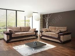3 Seater 2 Seater Sofa Set Dino Black U0026 Grey Fabric Jumbo Cord Sofa Settee Couch 3 2 Seater