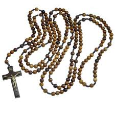 20 decade rosary 20 decade wooden rosary my rosary