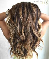 partial red highlights on dark brown hair best 25 brown hair with highlights ideas on pinterest brunette