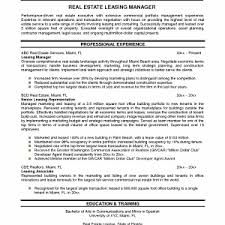 Realtor Resume Example by Real Estate Agent Job Description For Resume Real Estate Agent