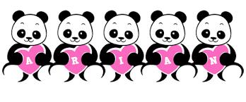 arian love com arian logo name logo generator popstar love panda cartoon