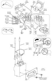 warn winch 2500 parts diagram automotive parts diagram images