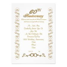60th wedding anniversary ideas 60th wedding anniversary invitations haskovo me