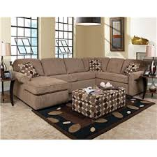 6 seat sectional sofa england malibu 5 6 seat right side chaise sectional sofa