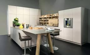 ilot cuisine rond ilot central de cuisine bar cuisine design 20 52 idees design de