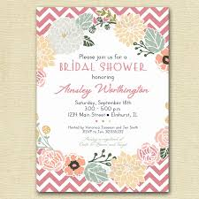 Kitchen Tea Party Invitation Ideas Bridal Shower Beach Bridal Shower Invitations Card Invitation