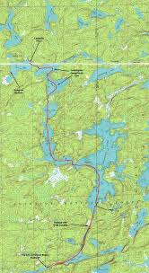 Boundary Waters Map Boundary Waters Trip Reports Bwca Stories
