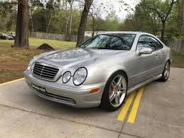 55 amg mercedes for sale gasoline mercedes clk 55 amg in california for sale used